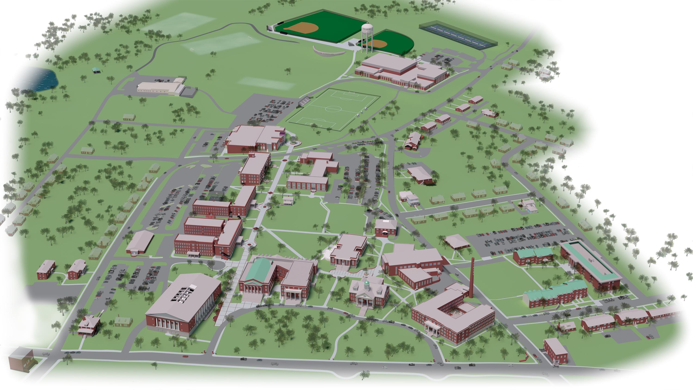 Nathaniel Winckler   Campus Map